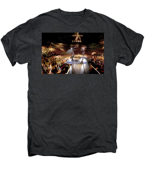 Aerosmith - Minneapolis 2012 Men's Premium T-Shirt by Epic Rights
