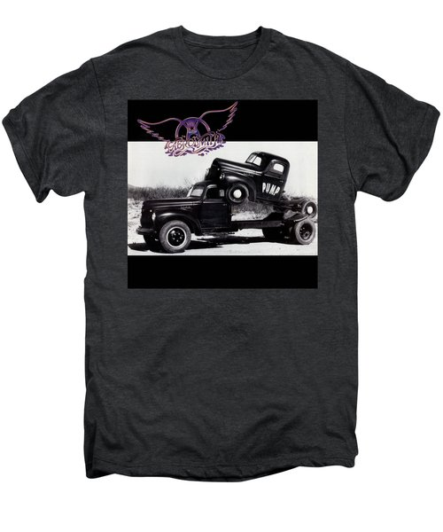 Aerosmith - Pump 1989 Men's Premium T-Shirt by Epic Rights
