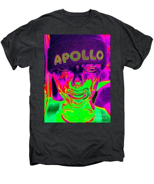 Apollo Abstract Men's Premium T-Shirt by Ed Weidman