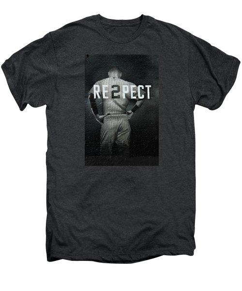 Baseball Men's Premium T-Shirt by Jewels Blake Hamrick