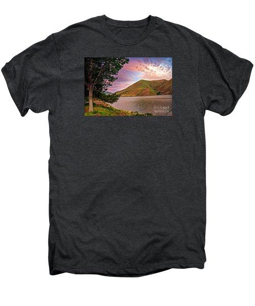 Beautiful Sunrise Men's Premium T-Shirt by Robert Bales
