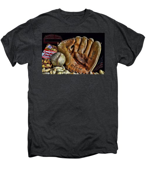 Buy Me Some Peanuts And Cracker Jacks Men's Premium T-Shirt by Ken Smith