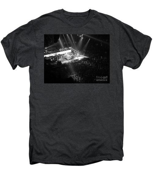 Closing The Spectrum Men's Premium T-Shirt by David Rucker