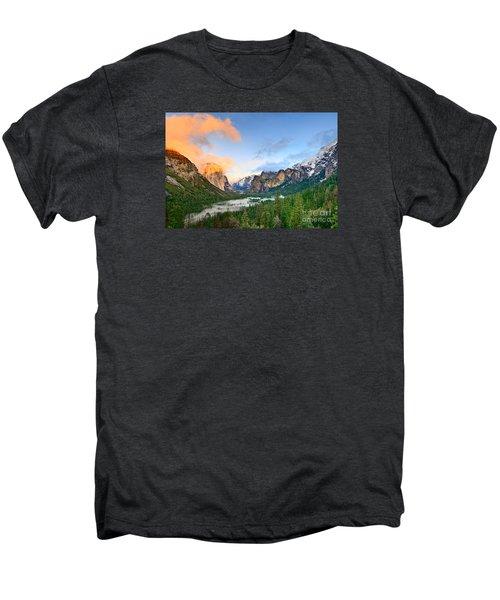 Colors Of Yosemite Men's Premium T-Shirt by Jamie Pham