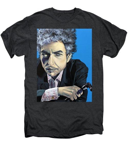 Dylan Men's Premium T-Shirt by Kelly Jade King