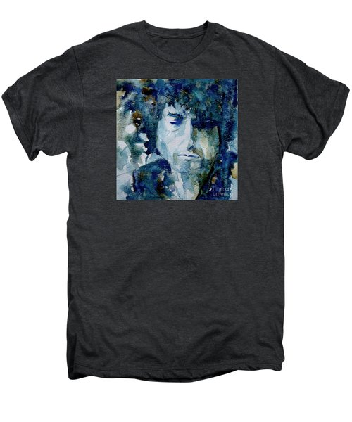 Dylan Men's Premium T-Shirt by Paul Lovering