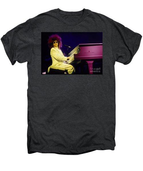 Elton Men's Premium T-Shirt by David Plastik