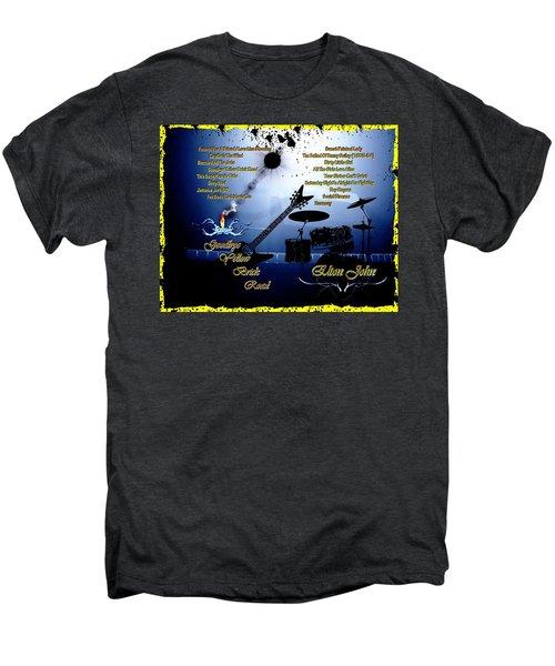 Goodbye Yellow Brick Road Men's Premium T-Shirt by Michael Damiani