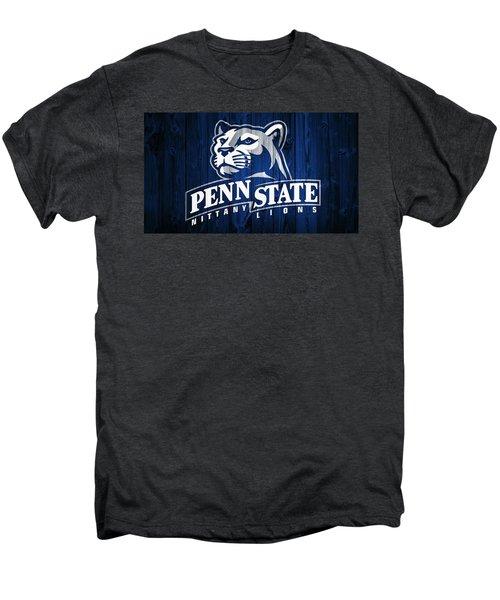 Penn State Barn Door Men's Premium T-Shirt by Dan Sproul