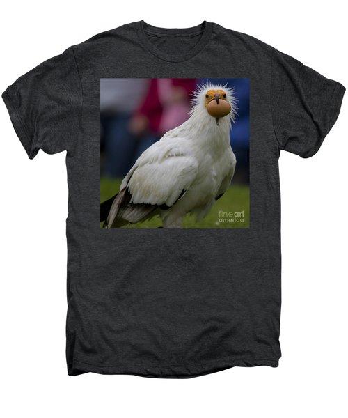 Pharaos Chicken 2 Men's Premium T-Shirt by Heiko Koehrer-Wagner