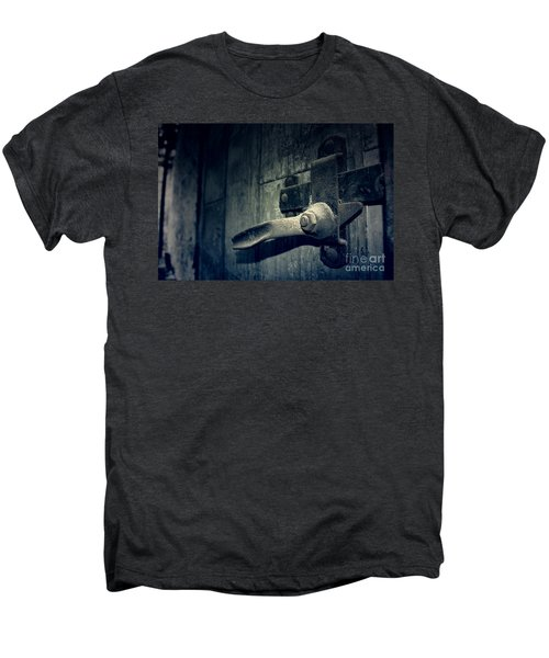 Secrets Within Men's Premium T-Shirt by Trish Mistric