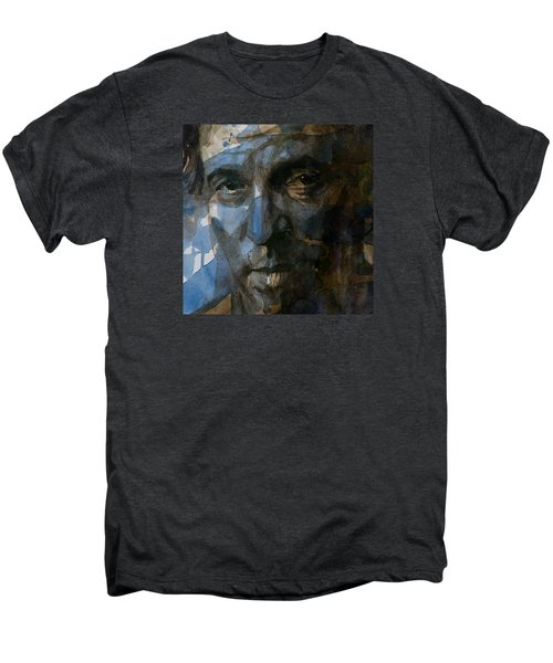 Shackled And Drawn Men's Premium T-Shirt by Paul Lovering