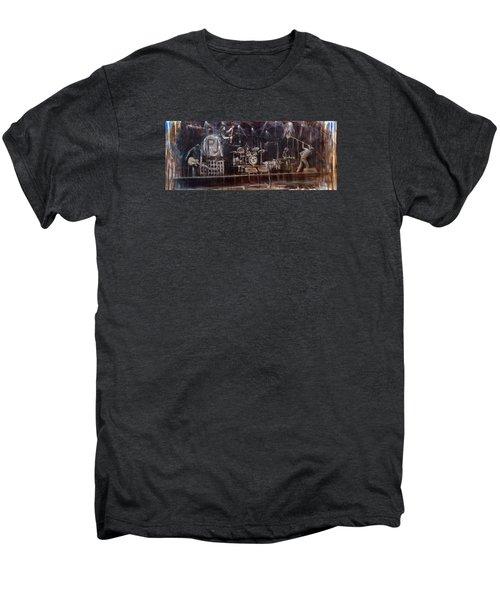 Stage Men's Premium T-Shirt by Josh Hertzenberg