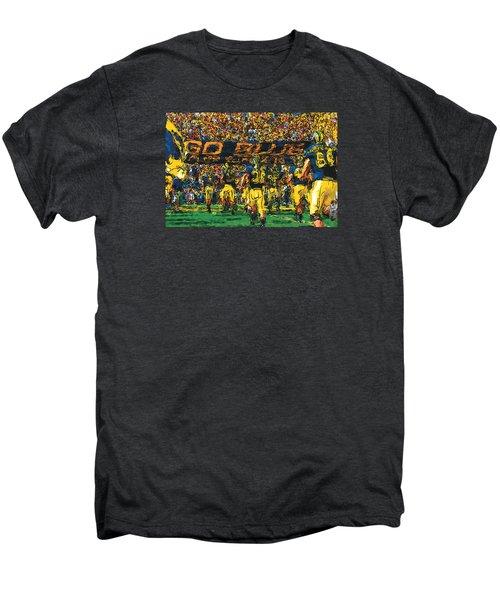 Take The Field Men's Premium T-Shirt by John Farr