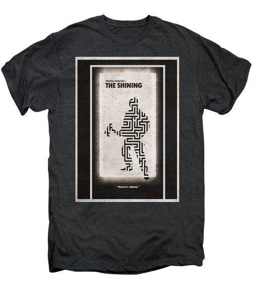 The Shining Men's Premium T-Shirt by Ayse Deniz