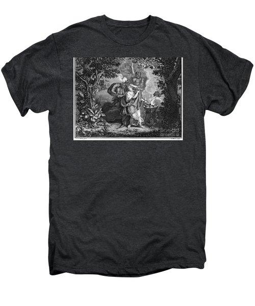 Atalanta And Meleager Men's Premium T-Shirt by Granger