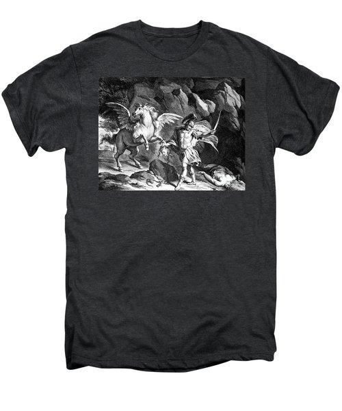 Mythology: Perseus Men's Premium T-Shirt by Granger