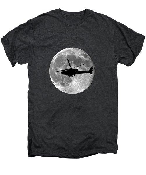 Apache Moon .png Men's Premium T-Shirt by Al Powell Photography USA