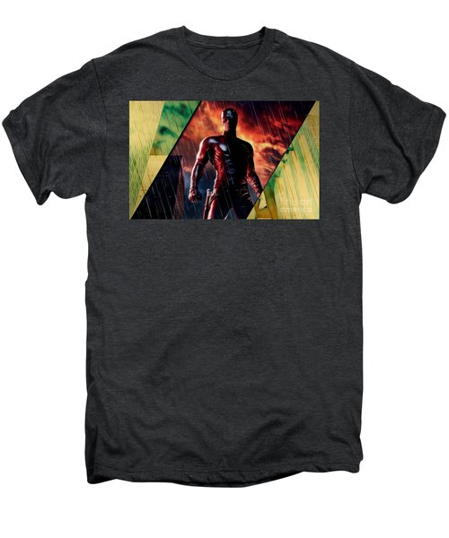 Daredevil Collection Men's Premium T-Shirt by Marvin Blaine