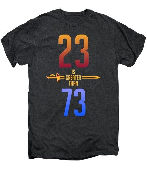 2373 Men's Premium T-Shirt by Augen Baratbate