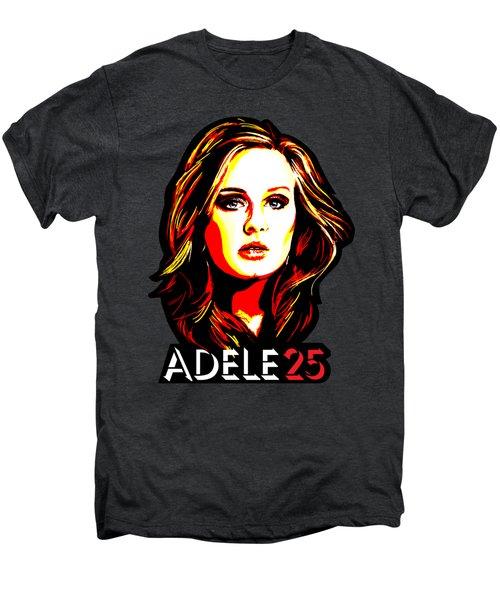 Adele 25-1 Men's Premium T-Shirt by Tim Gilliland