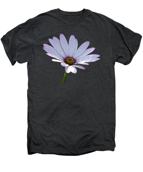 African Daisy Men's Premium T-Shirt by Scott Carruthers