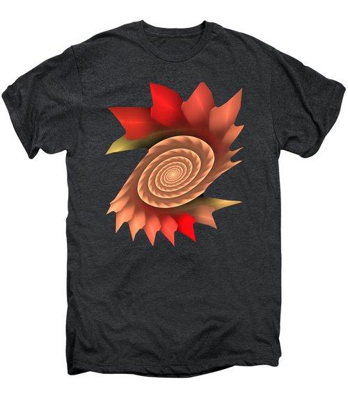 Cock-a-doodle-do Men's Premium T-Shirt by Anastasiya Malakhova