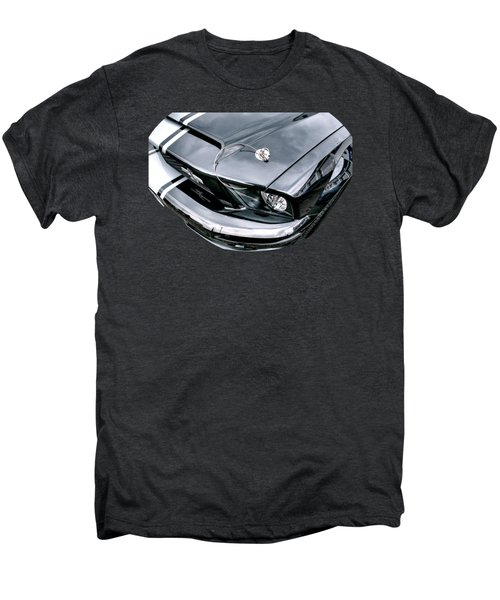Shelby Super Snake At The Ace Cafe London Men's Premium T-Shirt by Gill Billington