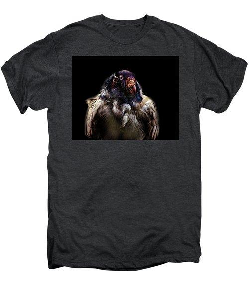Bad Birdy Men's Premium T-Shirt by Martin Newman