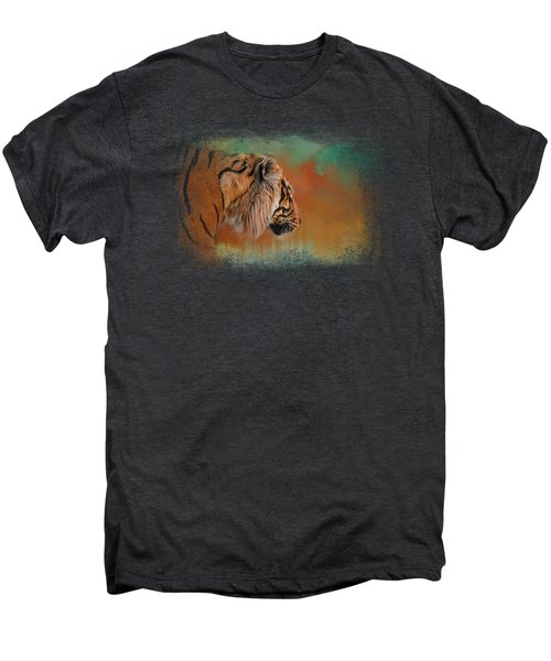Bengal Energy Men's Premium T-Shirt by Jai Johnson