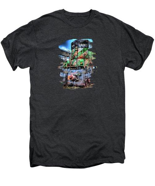 Big Bad 6116 Men's Premium T-Shirt by Thom Zehrfeld