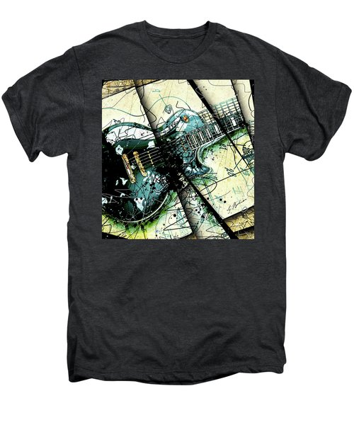 Black Beauty C 1  Men's Premium T-Shirt by Gary Bodnar