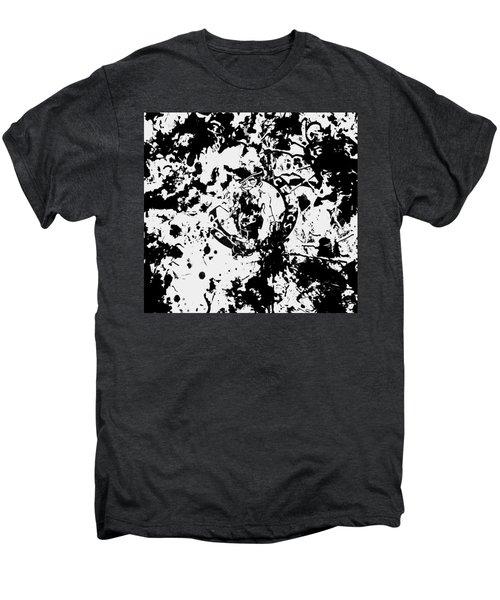 Boston Celtics 1d Men's Premium T-Shirt by Brian Reaves