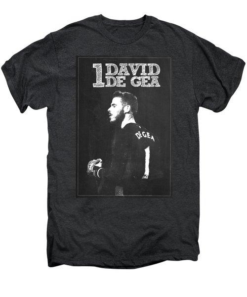 David De Gea Men's Premium T-Shirt by Semih Yurdabak