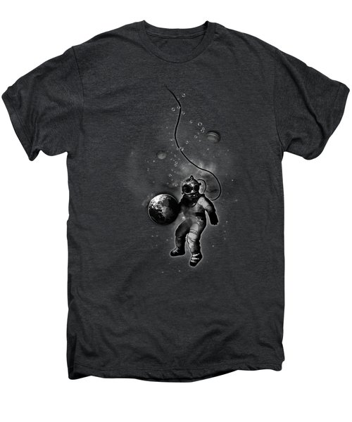 Deep Sea Space Diver Men's Premium T-Shirt by Nicklas Gustafsson