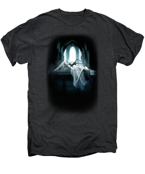 Demon Men's Premium T-Shirt by Joe Roberts