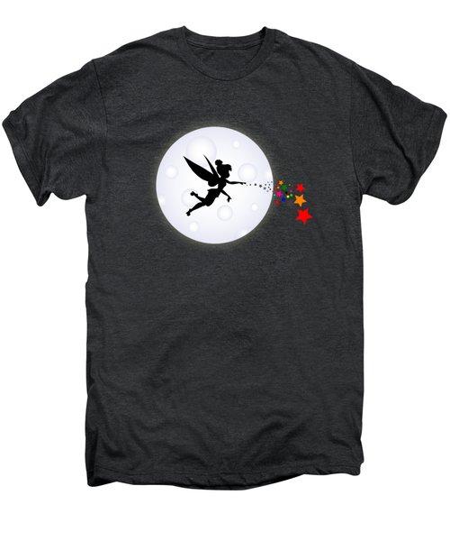Elf Starry Night Men's Premium T-Shirt by Koko Priyanto