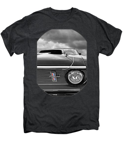 Eye Of The Storm Men's Premium T-Shirt by Gill Billington
