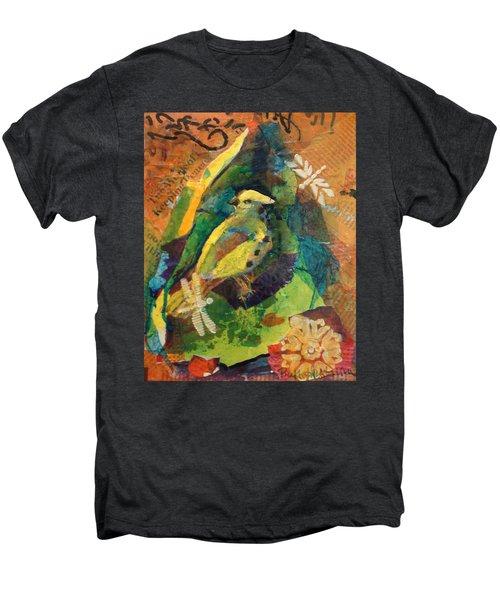 Garden Life Men's Premium T-Shirt by Buff Holtman