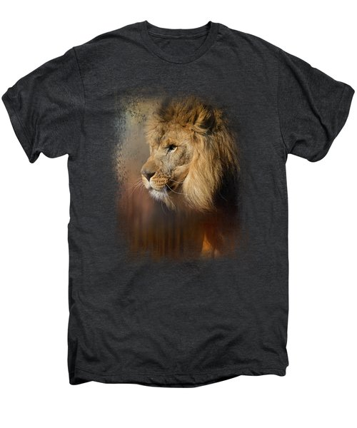 Into The Heat Men's Premium T-Shirt by Jai Johnson