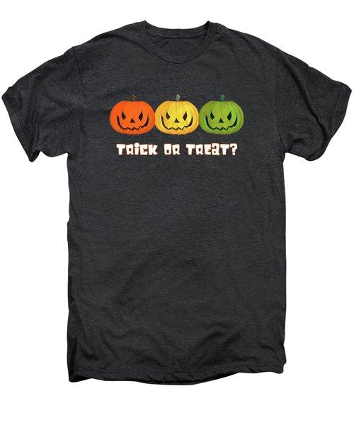 Jack-o-lanterns Men's Premium T-Shirt by Methune Hively