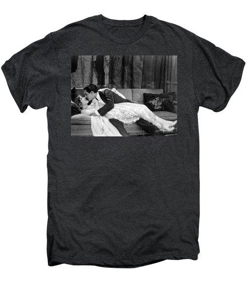 John Gilbert (1895-1936) Men's Premium T-Shirt by Granger