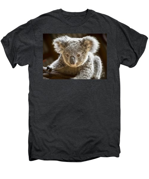Koala Kid Men's Premium T-Shirt by Jamie Pham