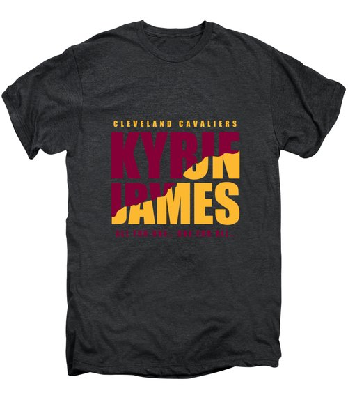 Kyriebron Men's Premium T-Shirt by Augen Baratbate