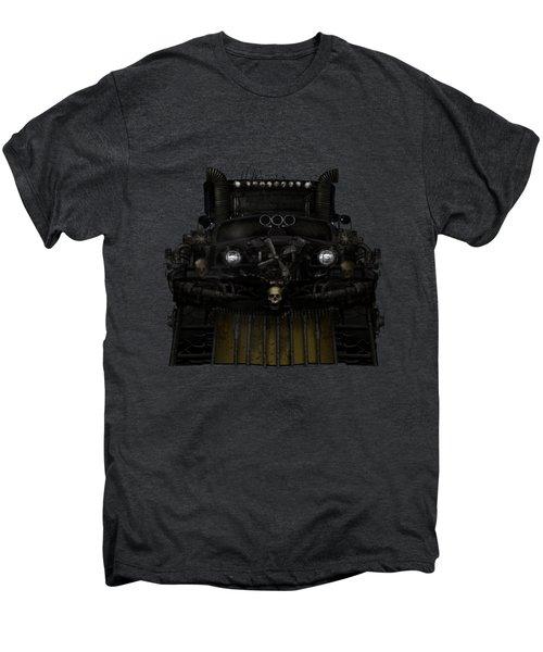 Midnight Run Men's Premium T-Shirt by Shanina Conway