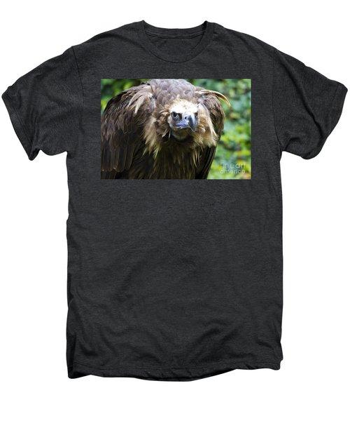 Monk Vulture 3 Men's Premium T-Shirt by Heiko Koehrer-Wagner