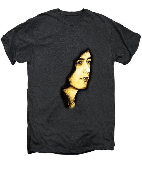 Mr Page Men's Premium T-Shirt by Sara Pixel Pixie