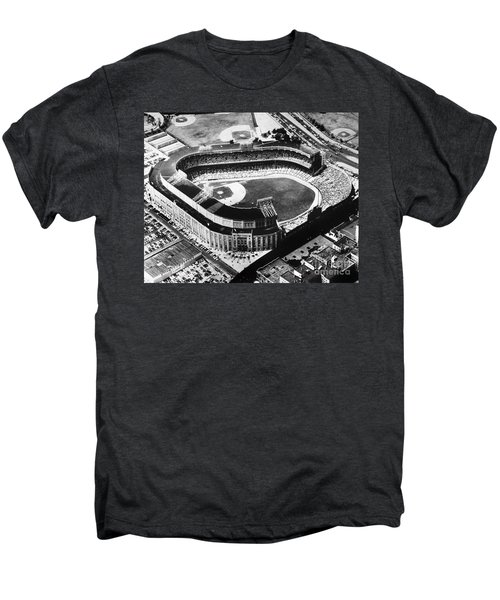 New York: Yankee Stadium Men's Premium T-Shirt by Granger