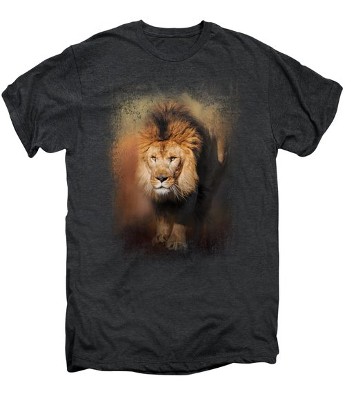 On The Hunt Men's Premium T-Shirt by Jai Johnson