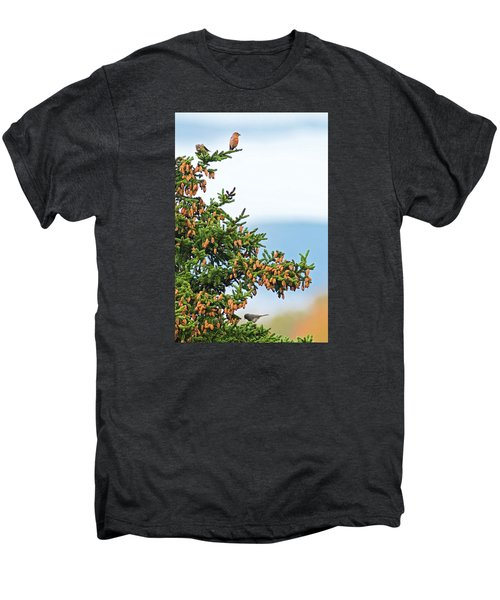 Out On A Limb # 2 Men's Premium T-Shirt by Matt Plyler
